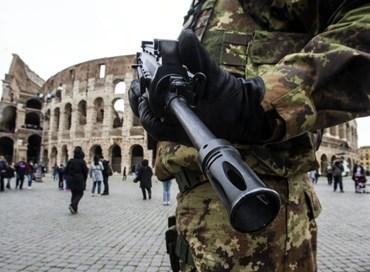 Lotta al terrorismo: Nel mondo l'Italia è considerata la prima