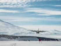 Aeronautica Militare: In Antartide stanno costruendo il primo aeroporto