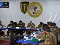 """Missione in Afghanistan: Incontro di aggiornamento """"Shura"""" sulla situazione operativa con il 207° Corpo d'Armata"""