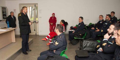 Viterbo: Scuola Marescialli Aeronautica Militare, concluso il corso di qualificazione del personale delle FF.AA.
