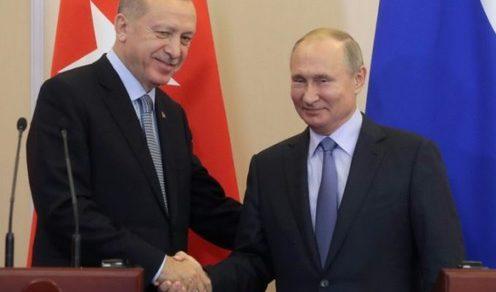 Estero: Cessate il fuoco in Libia, il trionfo di Putin ed Erdogan