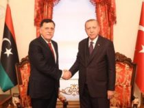 Libia: Prime truppe turche a Tripoli