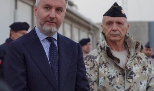 """Difesa: """"Guerini, se ci sei batti un colpo"""". Lettera anonima di un alto ufficiale, in servizio presso lo SMD, alla redazione di Sassate"""