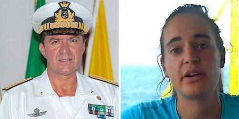 Caso Carola Rackete: Il punto dell'ammiraglio Nicola De Felice