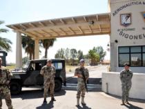 Catania: Sigonella, base dell'Aeronautica Militare Italiana