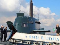 Taranto: Visita del Commander Submarines NATO al Comando Flottiglia Sommergibili