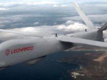 Leonardo: Primo volo per il Falco Xplorer, il nuovo drone RPAS