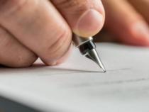 Firmare in stampatello: Cosa dice la Corte di Cassazione