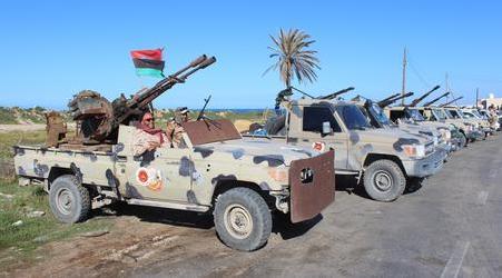 Politica: L'ultima idea dell'Italia per la Libia, una forza di interposizione Onu