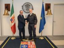 "Marina Militare: Giulio Calvisi, ""Forza Armata efficiente e coesa"""