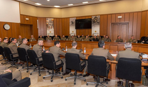 Esercito: Incontro tra COCER e COIR