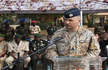 Missione Niger: Cambio comando alla Missione bilaterale di supporto (MISIN)