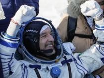 Missioni Spazio: Luca Parmitano rientrato sulla Terra
