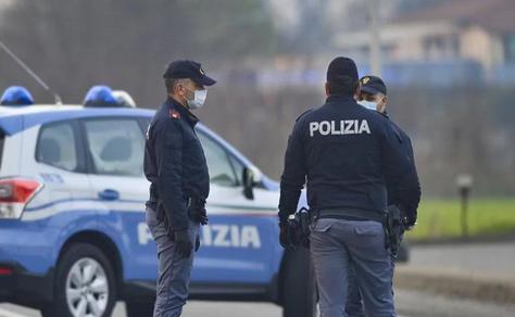 """Cronaca: Più di 5mila agenti di polizia """"bloccati"""" dal Covid-19"""