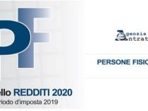 Fisco e tasse: RedditiPF 2020 (anno di imposta 2019), guida alle principali novità
