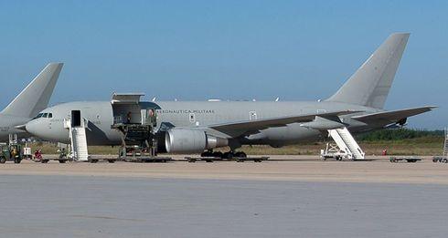 Aeronautica Militare: Raggiunto l'importante traguardo delle 7000 ore di volo in teatro operativo per i KC-767