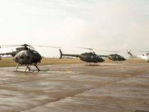Arrivati al 72° Stormo i primi elicotteri AVES per addestramento congiunto