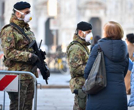 La Difesa Strangolata Dai Tagli 5s Per Il Governo Militari E Agenti Sono Una Categoria Di Serie B Forzearmate Org