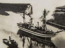 """Storia: La Nave Scuola """"Amerigo Vespucci"""" compie 89 anni"""