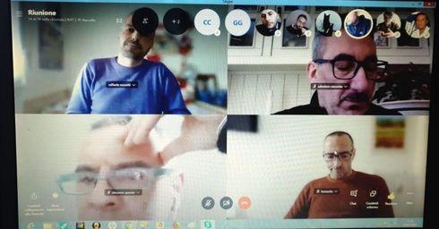 Emergenza Covid 19: Il COCER Esercito si riunisce in video conferenza