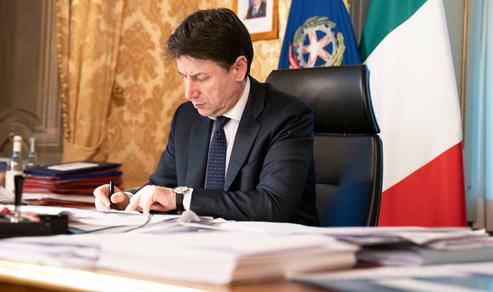 Covid-19: Nuovo DPCM firmato da Conte