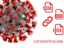 Attenzione: Malware corona virus infetta i nostri dispositivi.