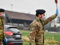 Coronavirus: I militari dell'Esercito impiegati nell'emergenza diventano agenti di pubblica sicurezza