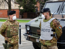 Emergenza Coronavirus: L'impegno dell'Esercito italiano
