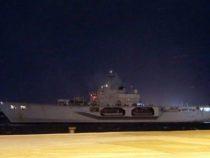 Covid-19: Due navi della Marina Militare in quarantena