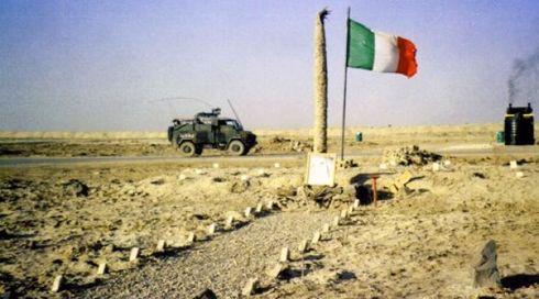 L'Italia a guidare l'impegno della Nato nel sostegno all'Iraq