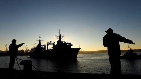 """Iniziata l'operazione europea """"Irene"""" per imporre l'embargo sulle armi alla Libia"""