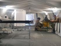 Sanità dell'Esercito: Assicurati i collegamenti negli ospedali da campo