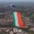 Emergenza coronavirus: Dal cielo i paracadutisti ci aiutano ad avere fiducia