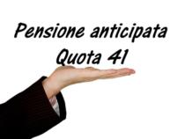 """Pensione anticipata Quota 41 per lavoratori """"caregiver"""": Chi ne ha diritto"""