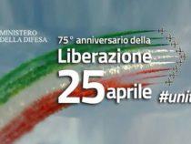 25 Aprile Festa della Liberazione: Il messaggio del ministro della Difesa Lorenzo Guerini alle Forze Armate