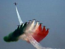 """Frecce Tricolori: Le code celebrative """"special color"""" realizzate per il 60° Anniversario"""