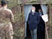 Emergenza Covid-19: Il ministro della Difesa Lorenzo Guerini spiega il contributo delle Forze armate contro il virus