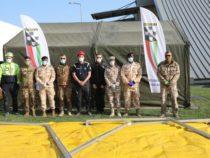 Emergenza Covid-19: Schiavonia (PD), il 3° Stormo per la realizzazione dell'ospedale da campo donato dal Qatar