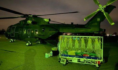 Emergenza Covid-19: Aeronautica Militare sempre in prontezza operativa