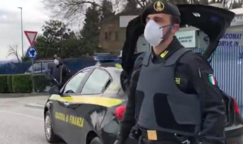 Covid-19: Il personale della Guardia di Finanza tra il più colpito dal virus