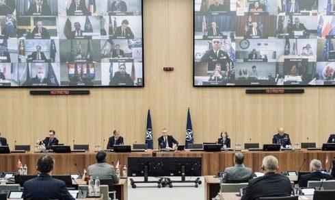 Riunione straordinaria in videoconferenza dei Ministri Difesa Nato