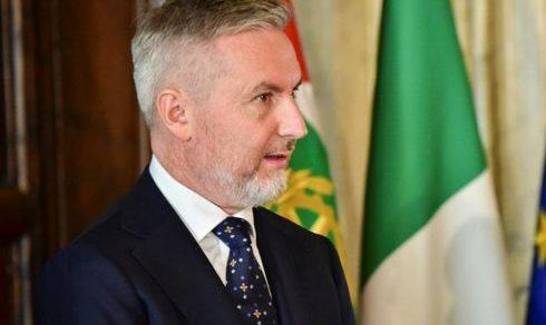Londra: Incontro del ministro Lorenzo Guerini con il Segretario di Stato alla Difesa del Regno Unito, Ben Wallace