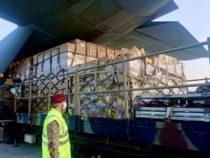 """Emergenza Covid-19: Consegnate dal reggimento Logistico della """"Folgore"""" oltre tredici milioni di mascherine"""