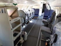 Emergenza Coronavirus: Leonardo e GdF configurano i velivoli ATR-42MP a supporto dell'emergenza Covid-19