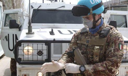 Missioni estero: 7500 militari italiani in missioni durante le feste