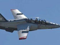 Leonardo: L'aereo da addestramento M-345 fa volare le Frecce Tricolori