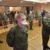 Covid-19: Bergamo saluta i medici militari russi
