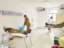 Solidarietà: Il 3° Reggimento Trasmissioni risponde agli appelli per la raccolta di sangue