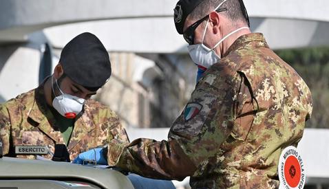 Pandemia da Coronavirus: Le Forze Armate contro il virus. Intervento di Francesco D'Arrigo, direttore dell'Istituto Italiano di Studi Strategici