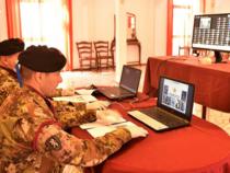Esercito: Didattica a distanza ai tempi del coronavirus